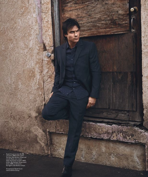 Ian Somerhalder - MIAMI Magazine (November, 2016) http://www.justjaredjr.com/2016/10/27/vampire-diaries-ian-somerhalder-wants-to-start-a-family-with-nikki-reed/
