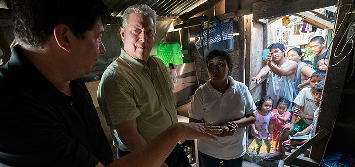 Watch the An Inconvenient Sequel: Truth to Power trailer, the sequel to Al Gore's An Inconvenient Truth.