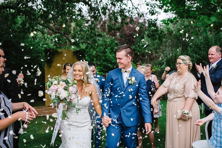 Adelaide Hills Wedding Photography | The White House Hahndorf