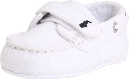 Ralph Lauren Layette Sander EZ Slip-On (Infant) Ralph Lauren Layette. $42.00. Textile sole. Textile