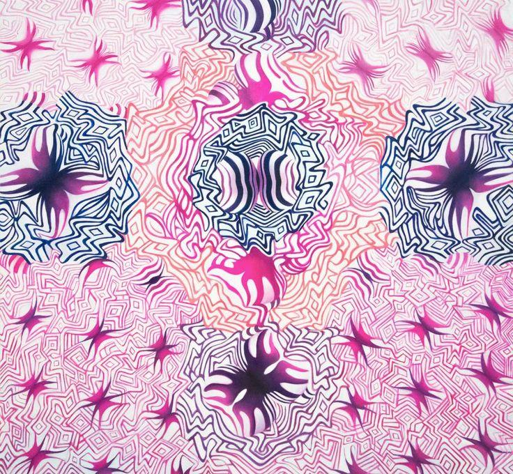 A by Agata Przyzycka #art #artist #painting #drawing - Beauton Art Gallery - http://beautonart.com | http://beautonart.dk