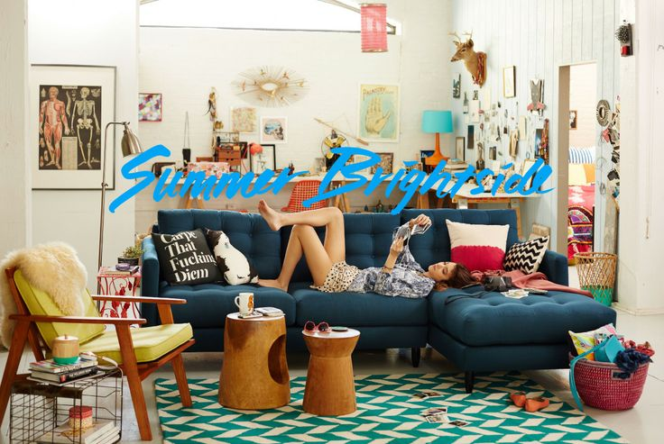 Summer home lookbook urban outfitters home decor for Urban home decor
