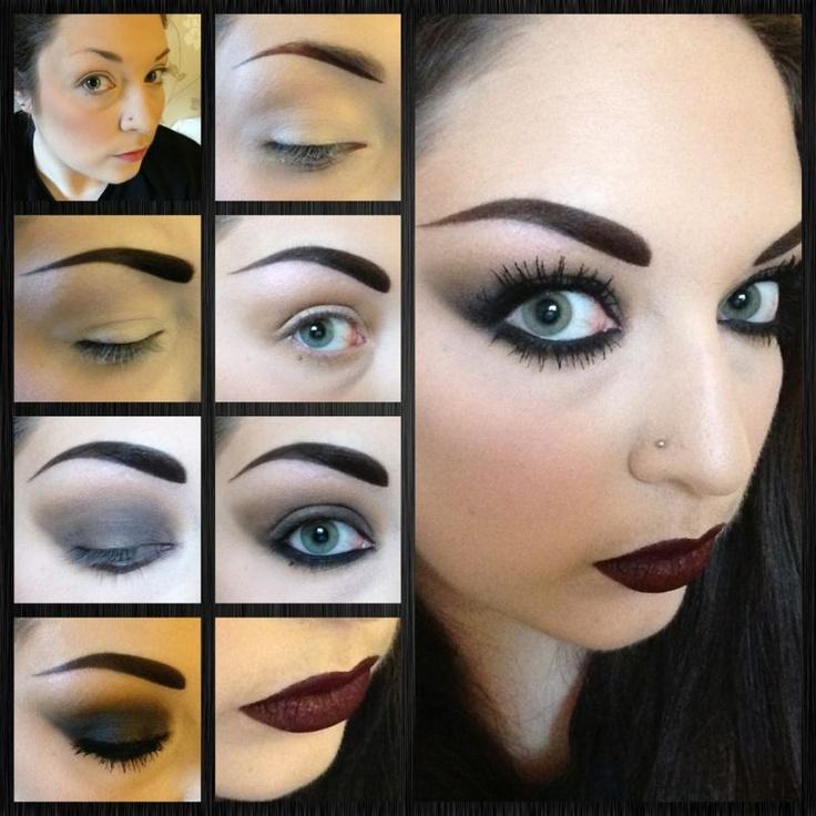 69 best Makeup images on Pinterest   Makeup, Halloween makeup and ...