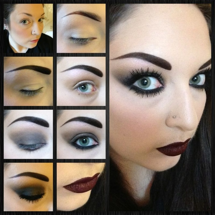 Gothic Makeup Tutorials