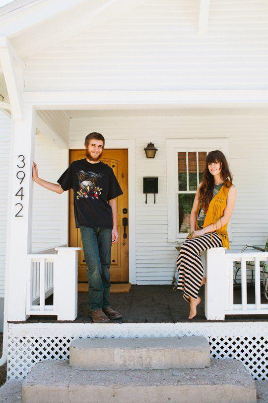 Lauren & Stiles' Southwest Bohemian Homestead — House Tour