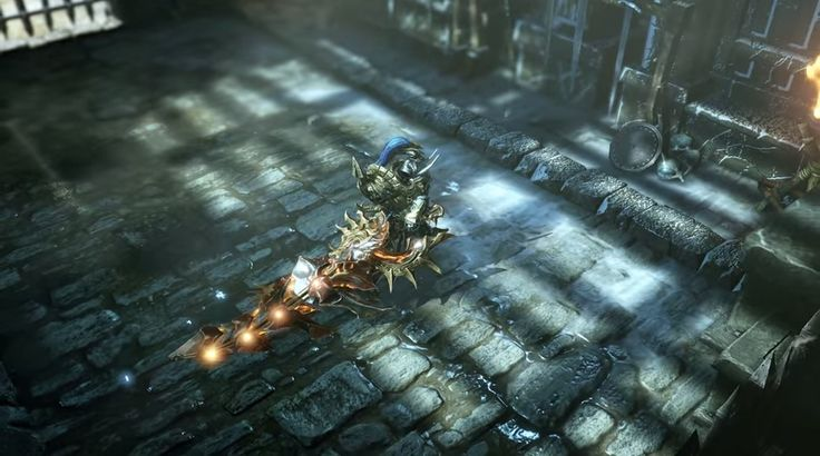 Diablo-alike Lost Ark gameplay footage will make your jaw drop