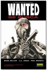 Wanted, Mark Millar