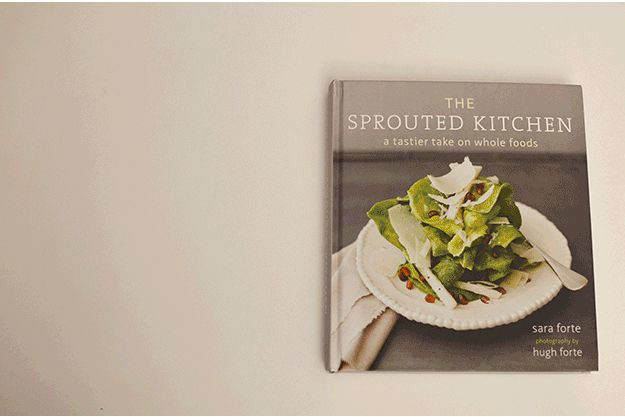 15 Best Cookbooks Of 2012- FOR THE ONE WHO COOKS HEALTHY AT HOMEThe Sprouted Kitchenby Sara Forte. This is such a great book — probably the most appealing of all the healthy-ish blog-to-book cookbooks of the last few years. Sara Forte's recipes won't blow your mind with creativity, but they are approachable and smart — think lots of whole grains and leafy greens — and you are going to make a LOT of them. You'll stop on the page with her husband Hugh's pretty photo of Soba Bowls with…