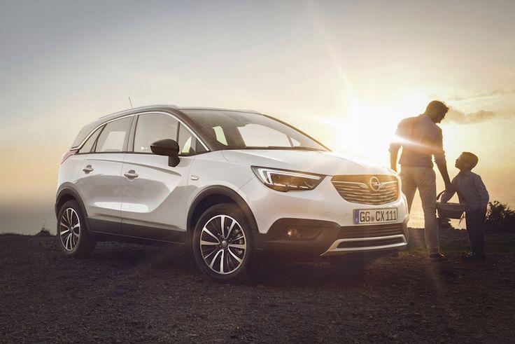 Opel Crossland X, motorizări, detalii și un preț de pornire de 16.850 Euro