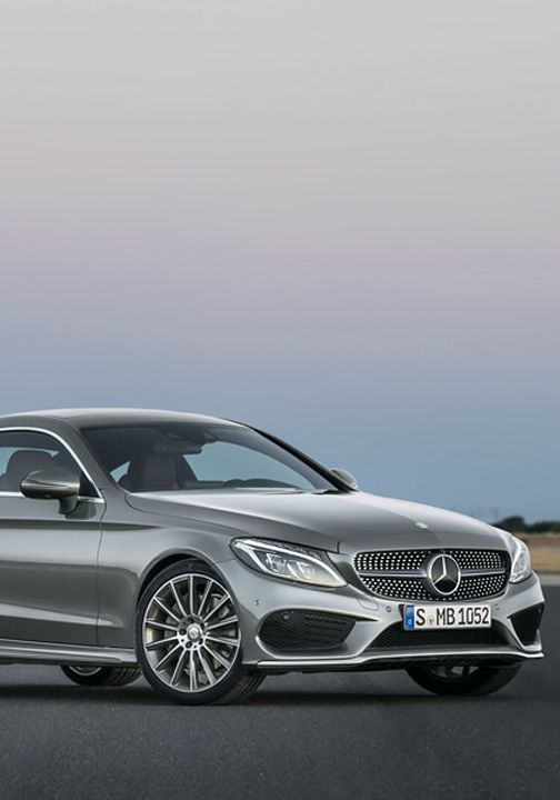 As the sportiest variant of the C-Class, the Coupé displays its driving enjoyment-oriented character in an emotive and at the same time formally distinct design. Instantly thrilling, this Mercedes-Benz is one you're going to want to check out.