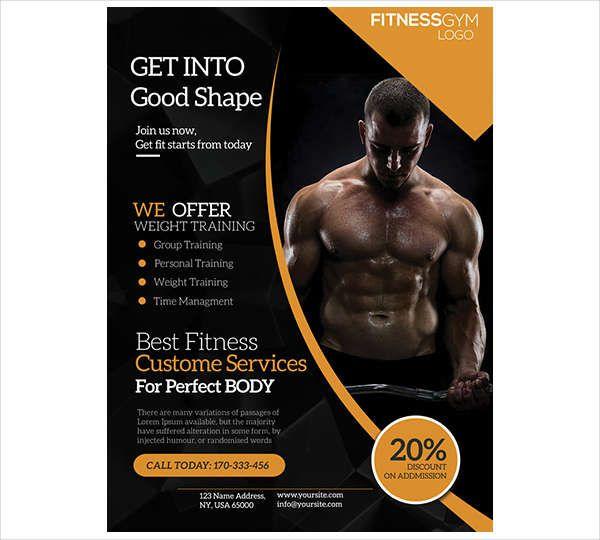 Free Training Flyer