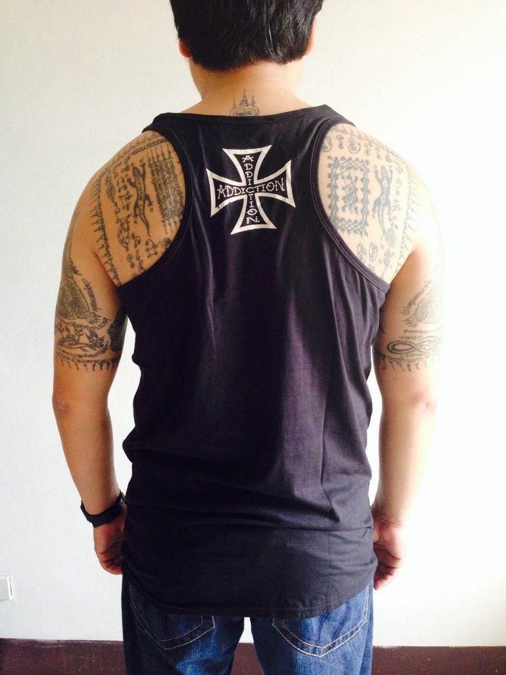 Men's Biker Tanktop 7 Designs Skull Motorcycle Tees Chopper Sleeveless Tshirt | eBay