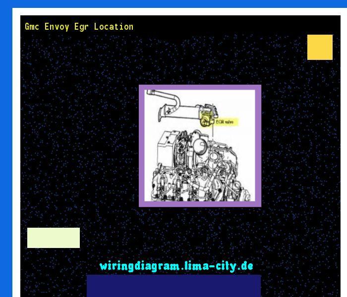 Gmc envoy egr location. Wiring Diagram 175637. - Amazing ...