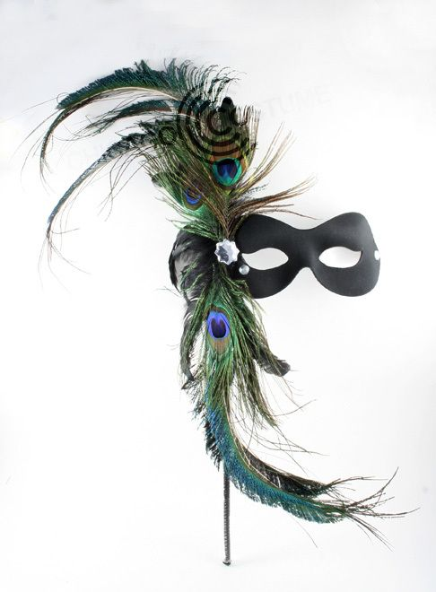 peacock mask - Google Search                                                                                                                                                                                 More