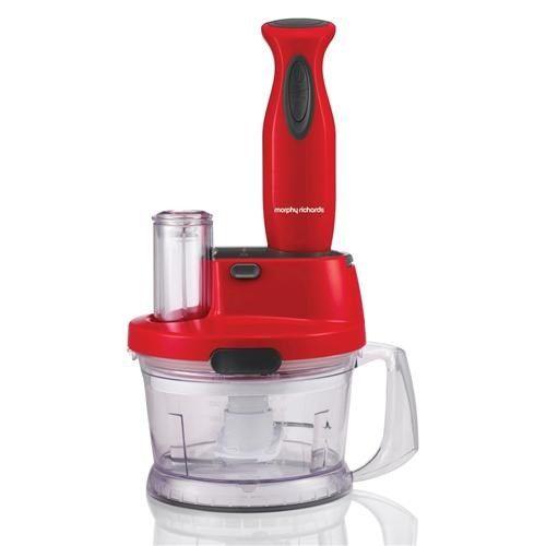 Morphy Richards 48917 hand blender and processor! We love this. #appliancesdirect #blendit
