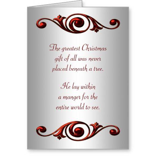 Christian Christmas Card Verses Bing Images Christmas