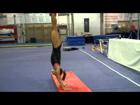 more snap downs: drill to keep legs together + setting drill for back tucks