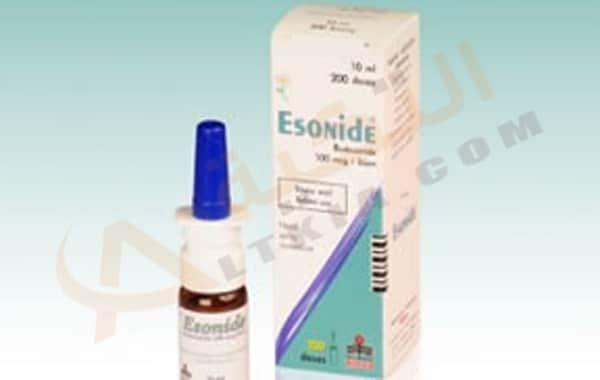 دواء ايسونيد Esonide بخاخ رذاذ ي عالج حالات التهاب الجهاز التنفسي حيث أن كثير من الأشخاص ي عانون من مشاكل في الجهاز التنفسي ت Personal Care Toothpaste Beauty