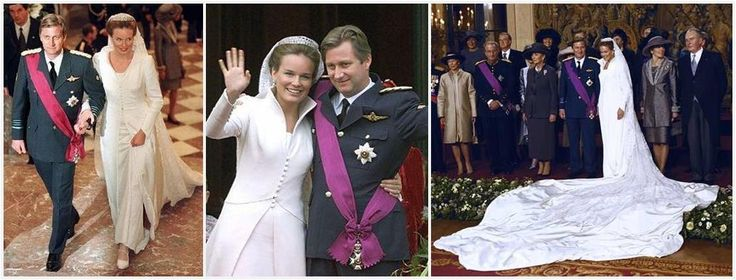 The Royal Order of Sartorial Splendor: Wedding Wednesday: Natan Gowns