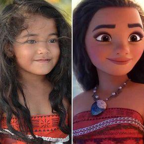 """Você já levou o filhote para assistir a nova animação da Disney, """"Moana, um mar de aventuras""""? Catarina e eu saímos apaixonadas pelo filme."""