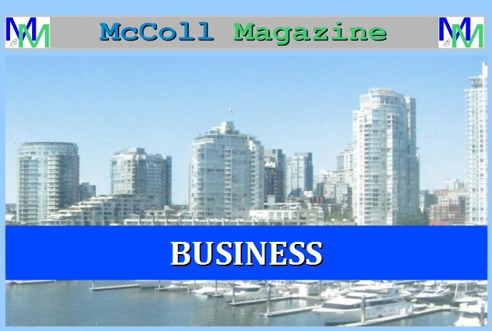 McColl Magazine - Business News | McColl Magazine