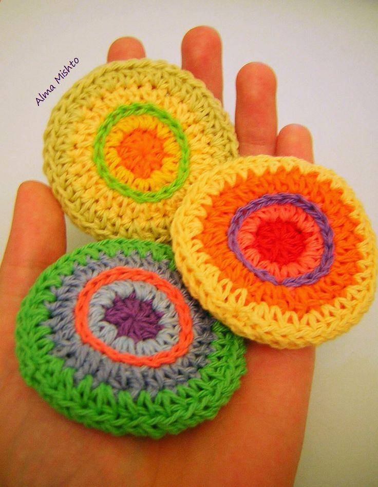 Mini mandalas-souvenir