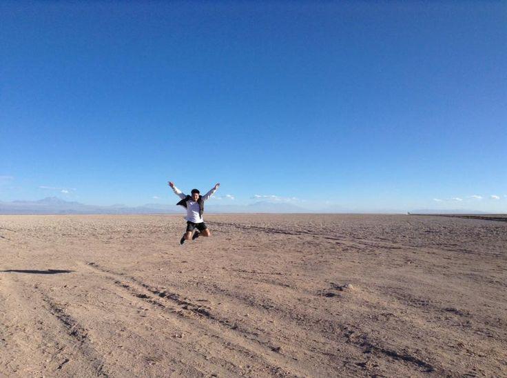 Desierto de Atacama, San Pedro de Atacama