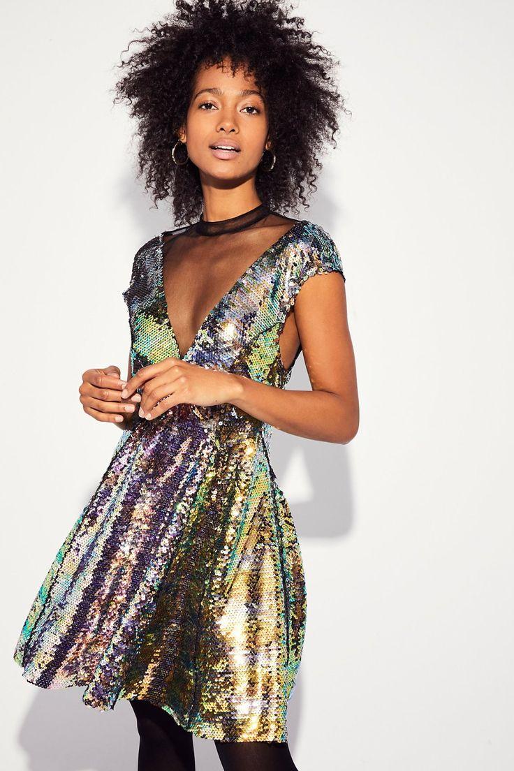 Dance Til Dawn Mini Dress | Free People