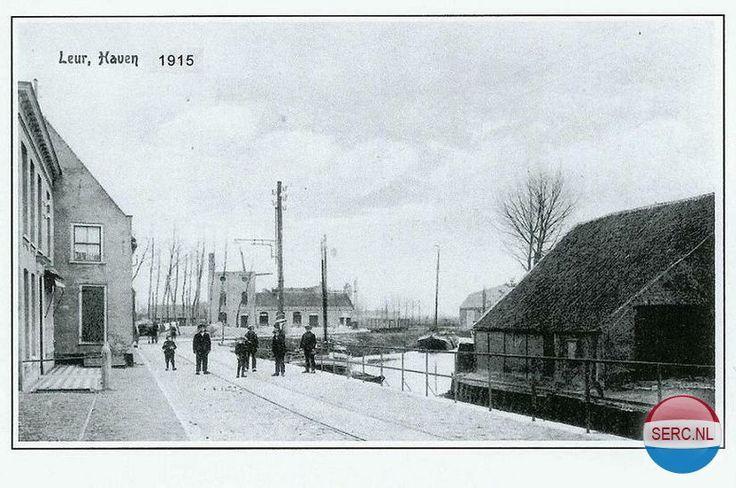 Haven Etten-Leur (jaartal: 1910 tot 1920) - Foto's SERC