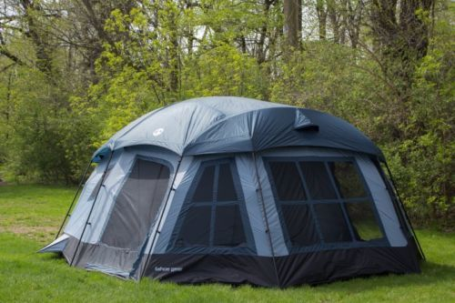 Tahoe Gear Ozark 3 Season 16 Person Large Family Cabin Tent | eBay