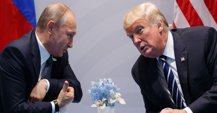 """On Friday, as President Donald Trump met with Russian President Vladimir Putin, the U.S. State Department confirmed the two sides had reached a ceasefire agreement in Syria. Secretary of State Rex Tillerson called it, """"the first indication of the U.S. and Russia being able to work together in Syria."""