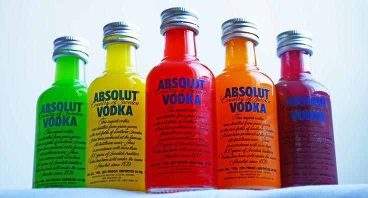 Absolut Skittles Vodka
