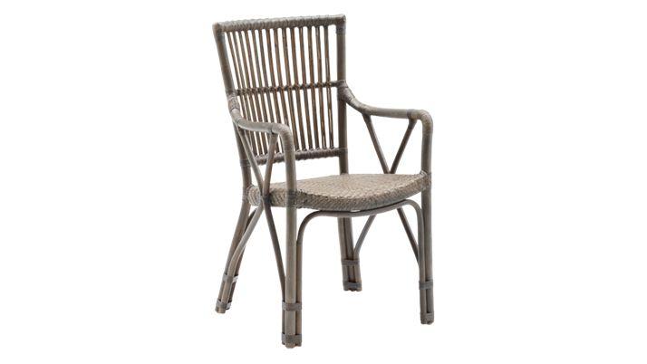 Specifications   Width: 54 cm  Depth: 62 cm  Height: 93 cm  Seat Height: 46 cm  Arm Height: 65 cm  Variations 1012T Taupe 1012A Antique 1012S Black