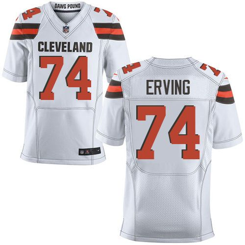 30d60ee0f A virtual museum Men Cleveland Browns Gary Barnidge White Stitched NFL New  Elite ...