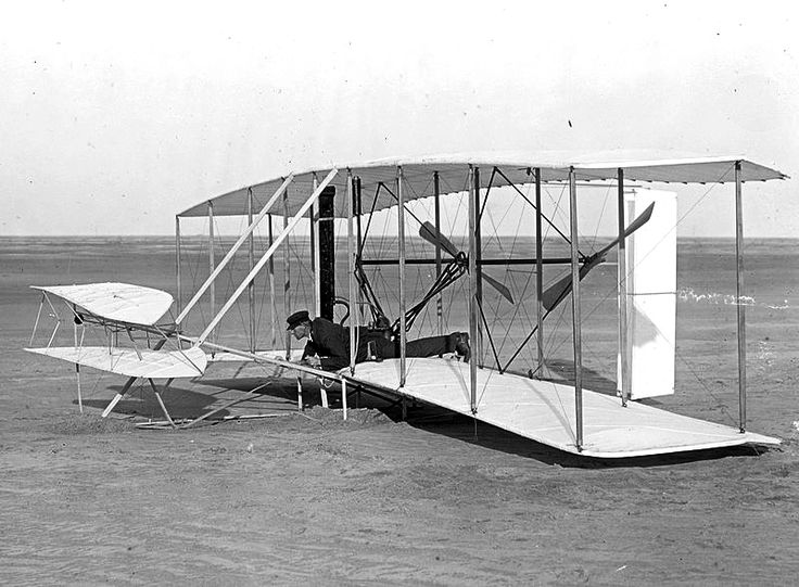 First Where Wright Wilbur Flight Was Map