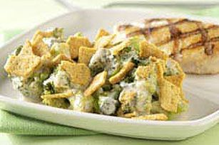 Creamy Baked Broccoli