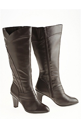 17 Images About Super Wide Calf Boots On Pinterest