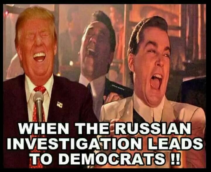 Libtards! And the Russia Investigation