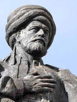 Ahmed Muhiddin Piri, better known as Piri Reis. He was an Ottoman admiral, geographer, and cartographer.