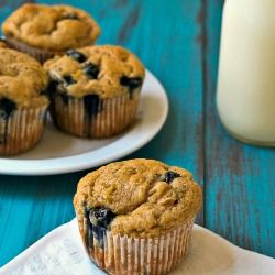 Blueberry Muffins that are light, fluffy & airy. They are not your typical muffin but they are a satisfying addition to any breakfast menu. #foodgawker: Breakfast Goodies, Blueberries Muffins, Gluten Free Blueberries, Food Gluten, Food Free, Breads Muffins, Breakfast Food, Muffins Gluten, Breakfast Recipes
