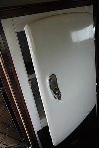 vintage marvel fridge parts | Thread: Stove and refrigerator - Marvel Refer - 1957 22ft Airstream ...