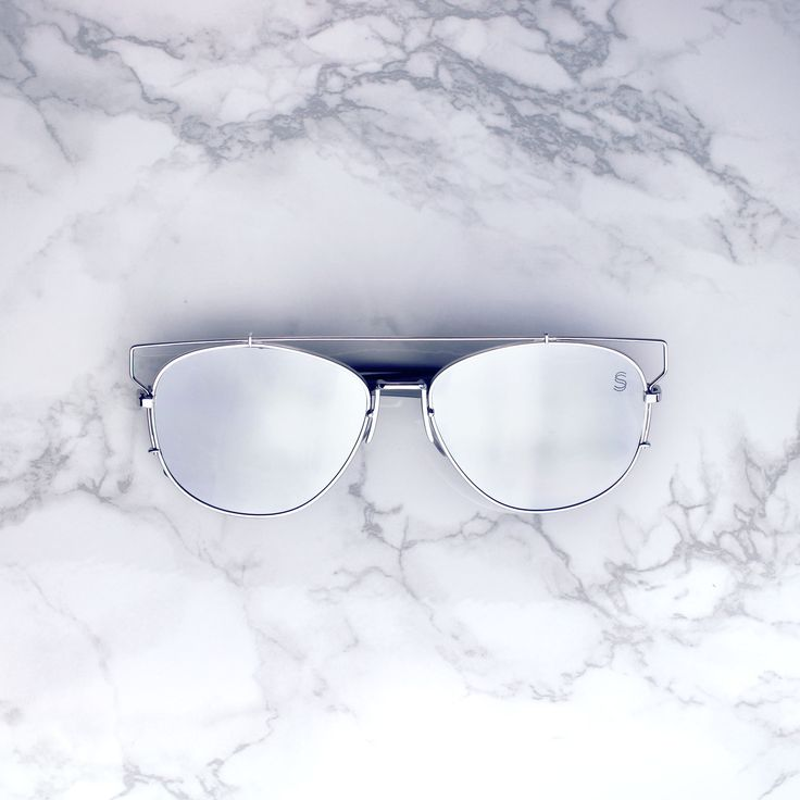 - UV 400 - Polycarbonate Frames - Polycarbonate Mirror Lens Silver mirrored lenses