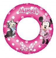 Kruh Bestway Minnie - nafukovací, průměr 56 cm