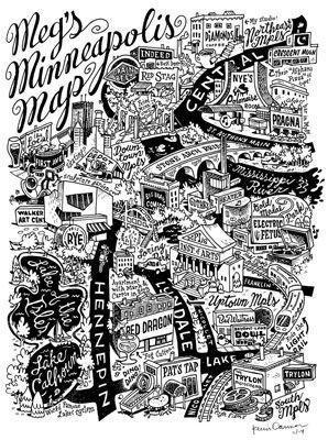 Kevin Cannon, cartooning & illustration