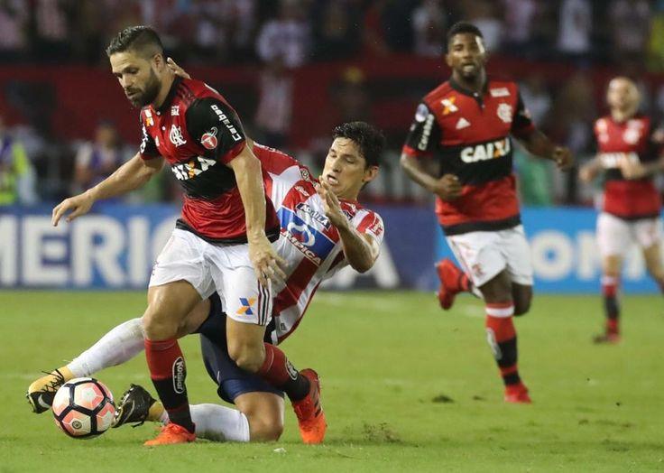 Mais um passo importante, parabéns a todos! @Flamengo  🔴⚫️ #Deusébomotempotodo