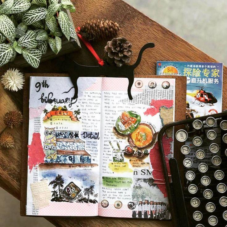 いいね!725件、コメント7件 ― Journal Writing Inspirations™さん(@thedailywriting)のInstagramアカウント: 「Journal Book inspiration by @teachercandy✨ . __ We love to curate and share the best daily journal…」