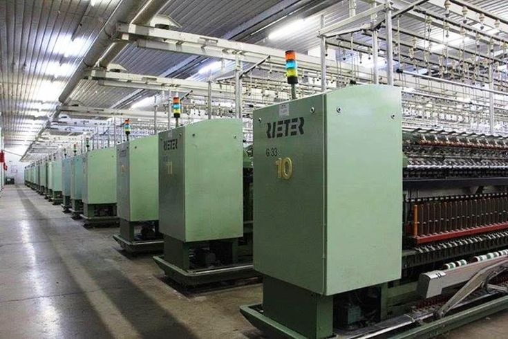 For Sale - N6159/R6-10 X Rieter G33 Ring Frame With Autodoffer #usedtextilemachines #textile #machine #used #dyeing #spinning #weaving #texcomsworldwide #management #consultancy #yarn #fabric #cotton