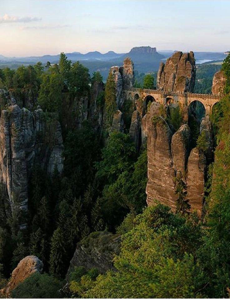 Czech Landscape, České Švýcarsko