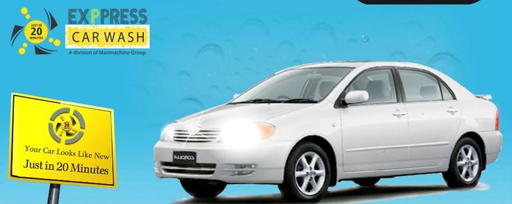 Start your own express car wash #franchise #business and be the leader in car cleaning industry