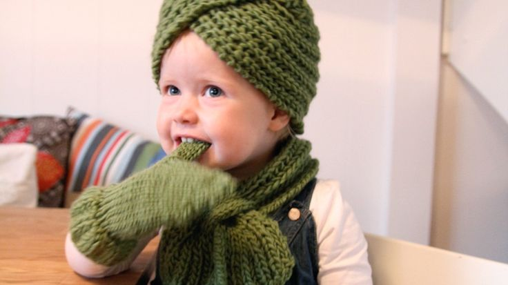 Ingrid´s Diva-kit...loads of crochet projects!: Cute Baby, Turban Hats, Baby Knits, Adorable Turban, Grandma Baby, Baby Turban